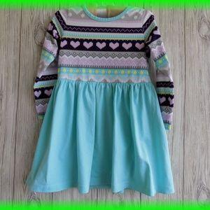 Gymboree Mix N Match Knit Dress Size 3T